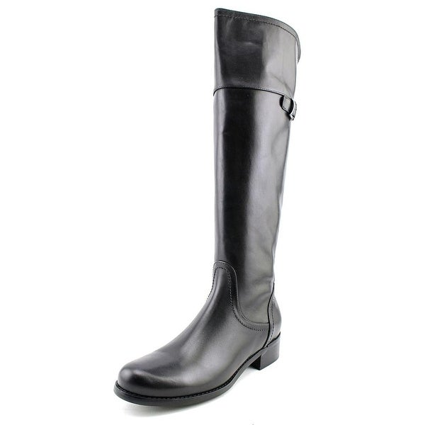 Blondo Vivi Women N/S Round Toe Leather Knee High Boot