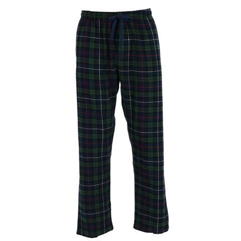 Hanes Men's Flannel Pajama Lounge Pants