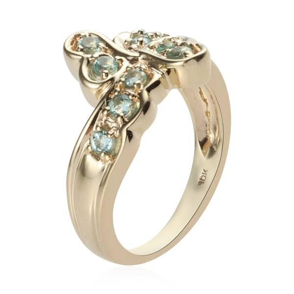 Apatite Size 6 Ring