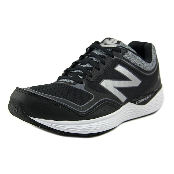 New Balance M520 Men 4E Round Toe Synthetic Black Running Shoe