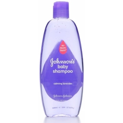JOHNSON'S Baby Shampoo With Natural Lavender 15 oz