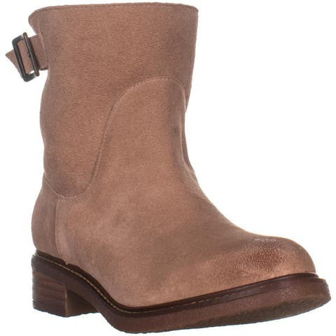 Kelsi Brooklyn Ankle Boots, Ginger - 6 US
