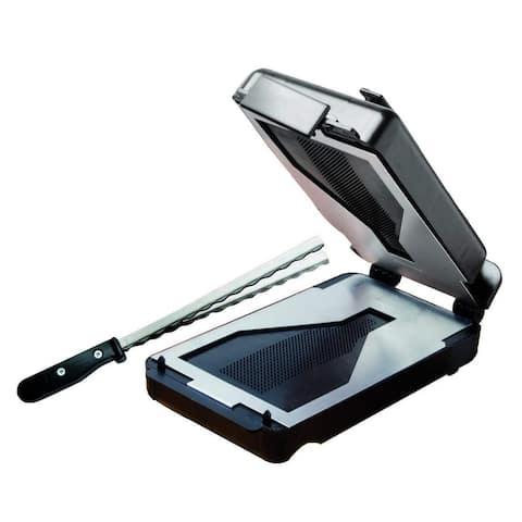 Open Country by Nesco PH-6200FG Pan Handler Fish Filleter - Black & Silver