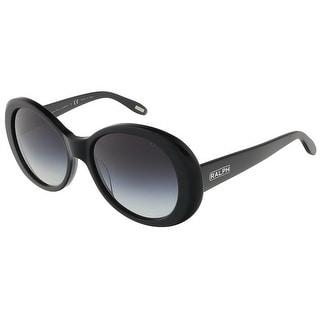 Ralph Lauren RA5153 501 11 Black Oval sunglasses