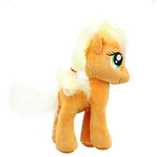 "My Little Pony 7"" Beanie Baby Plush, Apple Jack - multi"