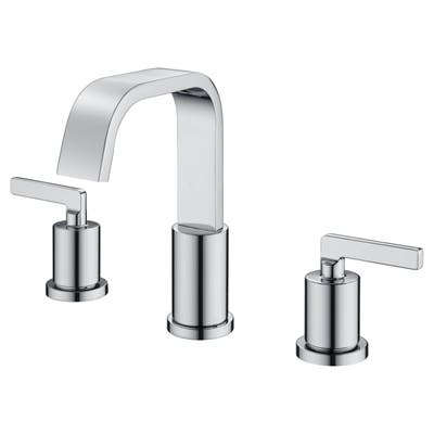 Ultra Faucets Ardua Collection Two-Handle Widespread Lavatory Faucet