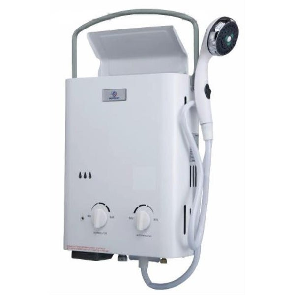 Eccotemp L5 Portable Tankless Water Heater - White