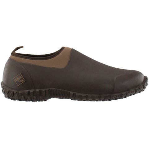 Muck Boot Muckster Ii Low Slip On Mens Casual Shoes - Brown