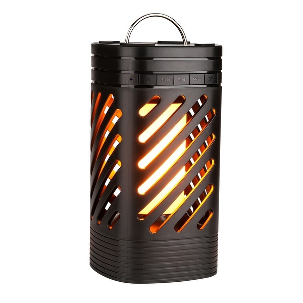 LED Warm Color Wireless Night Light Emergency Lantern Camping Lamp Rechargeable