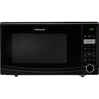 Frigidaire FFCM1134L 1.1 Cubic Foot Countertop Microwave Oven with Easy-Set Start and Ready-Select Controls (3 options available)