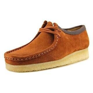Clarks Originals Wallabee Men Moc Toe Suede Brown Chukka Boot