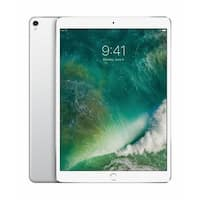 Apple iPad Pro 10.5-inch (256GB, Wi-Fi + CellularSilver) (2017 Model)