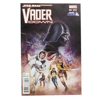 Star Wars Vader Down #1 Comic Book (Nerd Block Cover) - multi