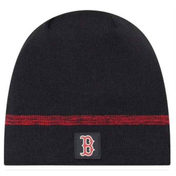 245a88dd61b44 ... shop new era mlb boston red sox clubhouse stocking knit hat beanie  skull cap navy free
