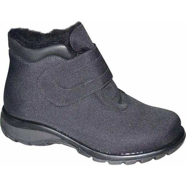 Toe Warmers Women's Olivia Waterproof Boot Black Nylon