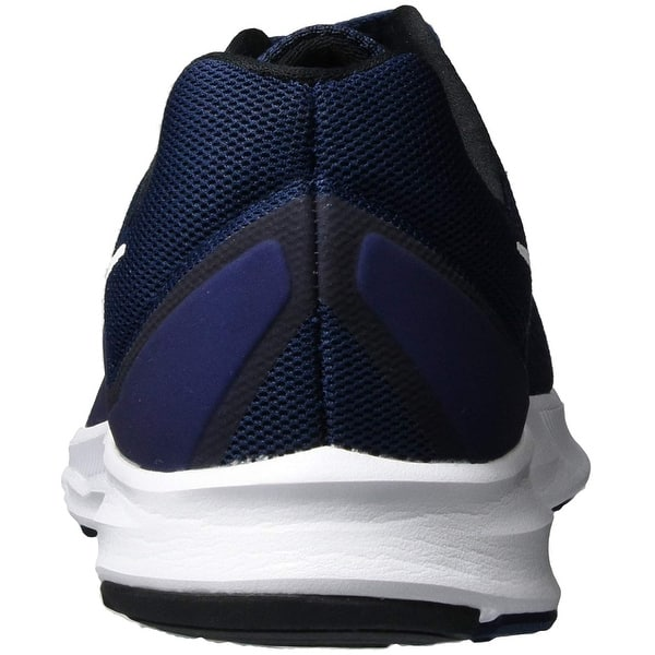 factory outlets look out for high quality Shop Nike Mens Downshifter 7 Running Shoe (4E) Midnight Navy/White ...
