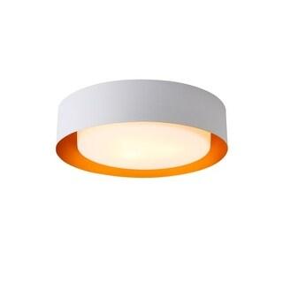 """Bromi Design B4106G Lynch 3 Light 15-3/4"""" Wide Flush Mount Ceiling Fixture"""