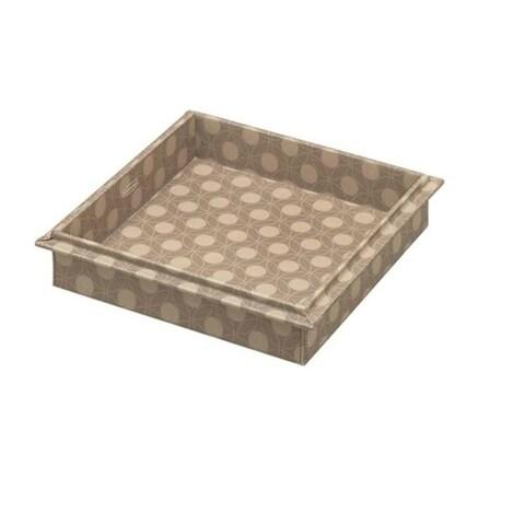 Rubbermaid 1789306 Chadwick Bento Topper Storage Box Lid, Large
