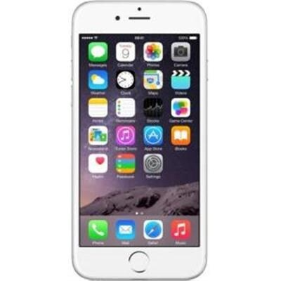 Apple Iphone 6, Silver, 16Gb, At&T - Refurbished - Mg4p2ll/A