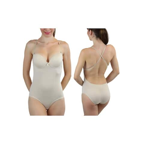 Women's Multiway Bikini Backless Body Shaper