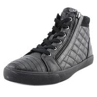 G by Guess Womens Orily Hight Top Lace Up Fashion Sneakers