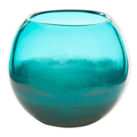 Large Fish Bowl Vase