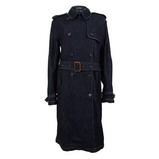 Lauren Ralph Lauren Women's Denim Coat - jones st