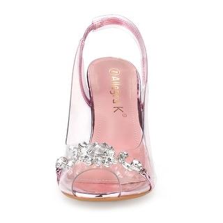 0056b22cde5 Buy Size 9.5 Pink Women's Heels Online at Overstock | Our Best ...