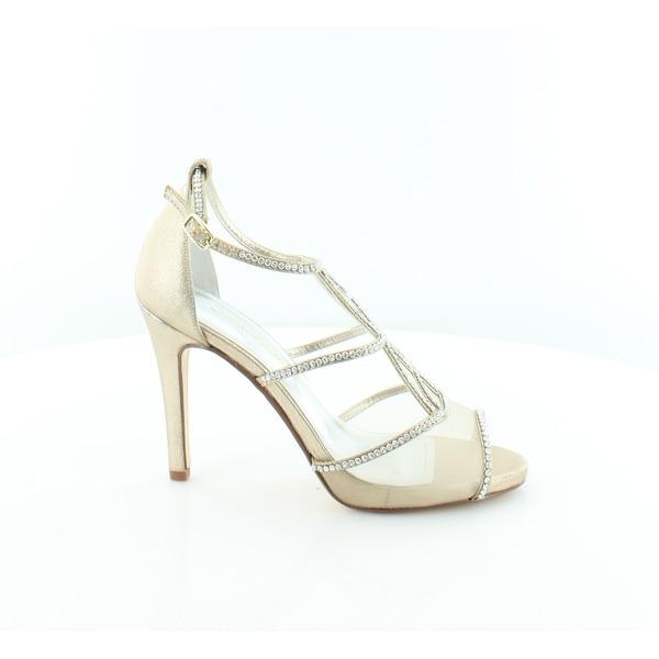 Caparros Ellen Women's Sandals Gold Metallic