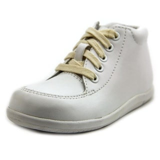 Stride Rite SRT Grayson Round Toe Leather Sneakers