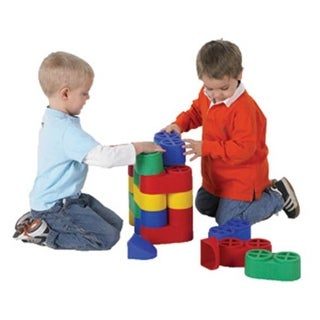 Childrens Factory 1620-20 Snap Block 20 Count