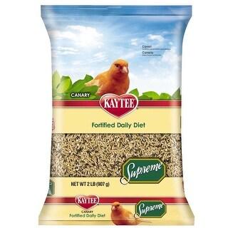 Kaytee Supreme Canary Food 2lb