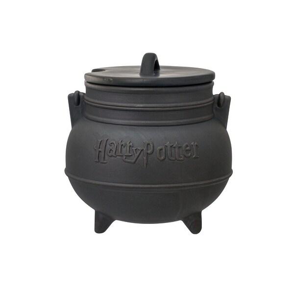 Harry Potter Ceramic Cauldron Soup Mug with Spoon
