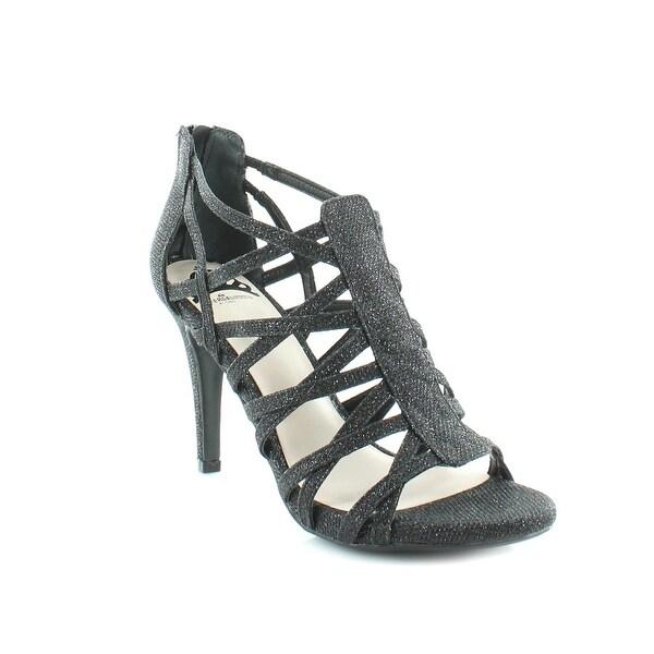 Fergalicious by Fergie Hattie Women's Heels Black