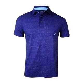 Nautica Men's Basic Solid Cotton Polo Shirt