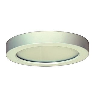 Nuvo Lighting S9357 Blink 1 Light LED Flush Mount Ceiling Fixture - 7 Inches Wide