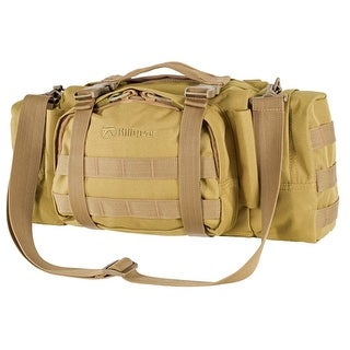 Kiligear 3-Way Tactical Modular Deployment Bag - Tan - 910103