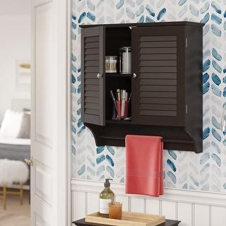 Link to RiverRidge Ellsworth 2-Door Wall Cabinet Similar Items in Bathroom Cabinets