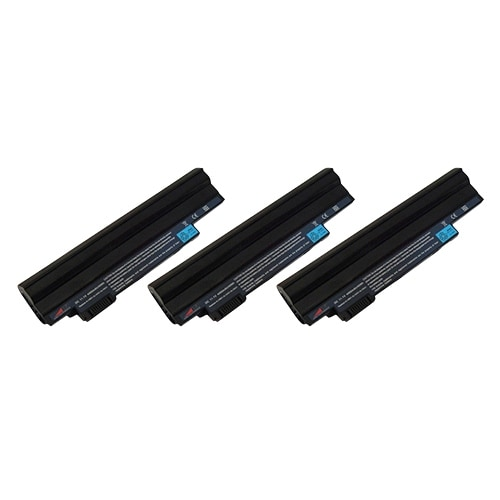 """Battery for Acer AL10A13 / AL10A31 (3-Pack) Replacement Battery"""
