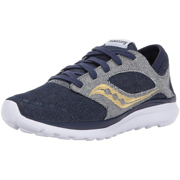 Women's Shipping Kineta Relay Saucony Sneaker Denim 6 Free Shop lKJFc3T1