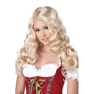California Costumes Passion Costume Wig (Blonde) - Blonde