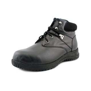 Wanderlust Boston  W Round Toe Leather  Boot