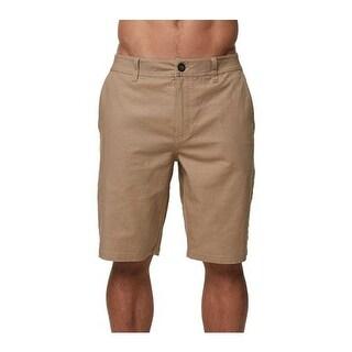 O'Neill Men's Jay Stretch Chino Short Khaki