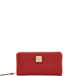 Dooney & Bourke Saffiano Large Zip Around Wallet (Introduced by Dooney & Bourke at $138 in )|https://ak1.ostkcdn.com/images/products/is/images/direct/15262a4e0bd74791549445cd84e8ff353b6c2a6a/Dooney-%26-Bourke-Saffiano-Large-Zip-Around-Wallet-%28Introduced-by-Dooney-%26-Bourke-at-%24138-in-%29.jpg?_ostk_perf_=percv&impolicy=medium