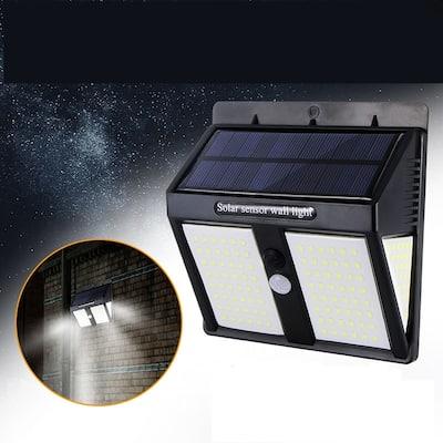 146LED Solar Light Security Light Wall Light Outdoor Lighting Night Light Waterproof IP65 Motion Sensor Detector Garden