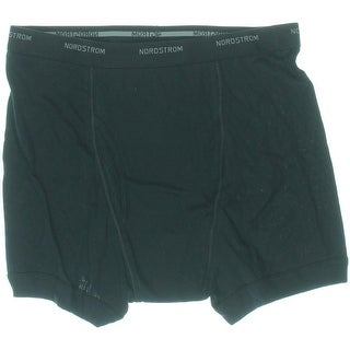 Nordstrom Mens Cotton Comfort Waist Boxer Briefs - L