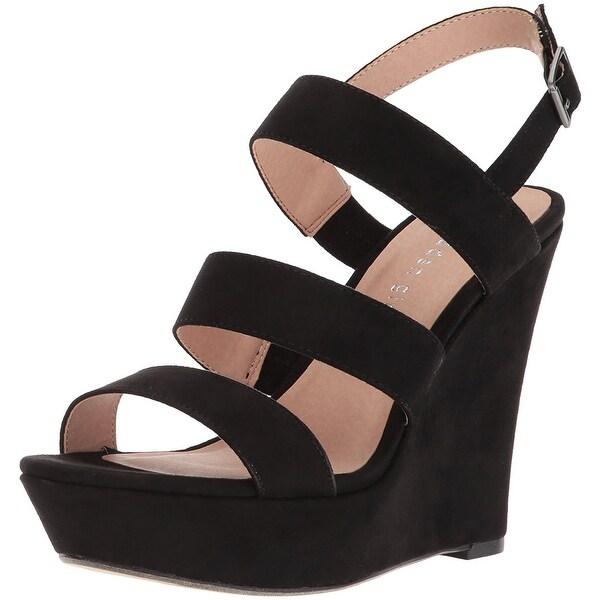 Madden Girl Women's Blenda Wedge Sandal - 6