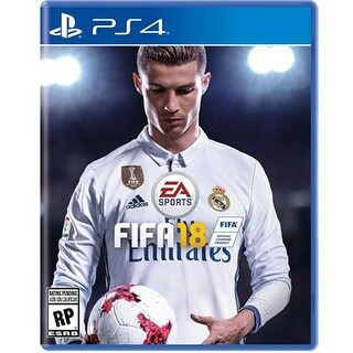 Electronic Arts - 73521 - Fifa 18 For Ps4