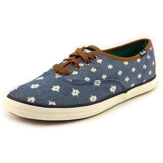 Keds CH Native Dot Women Round Toe Canvas Sneakers