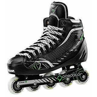 Tour Hockey Mens Fb-Lg72, Black/Green